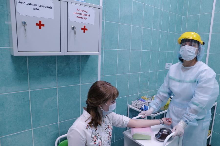 Медцентр муниципальной аптечной сети Новосибирска начал тестировать на  коронавирус и антитела