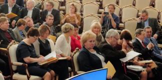 Общественную палату Новосибирской области укрепили издателем и директором театра