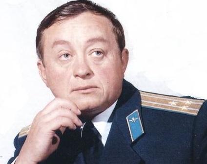 Владимир Петров, полковник, лидер общественного движения «Честь и Родина»: