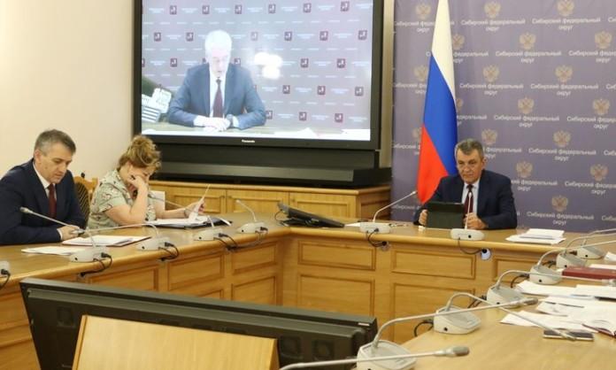 Сергей Меняйло принял участие в селекторном совещании рабочей группы Госсовета РФ по противодействию распространения COVID-19