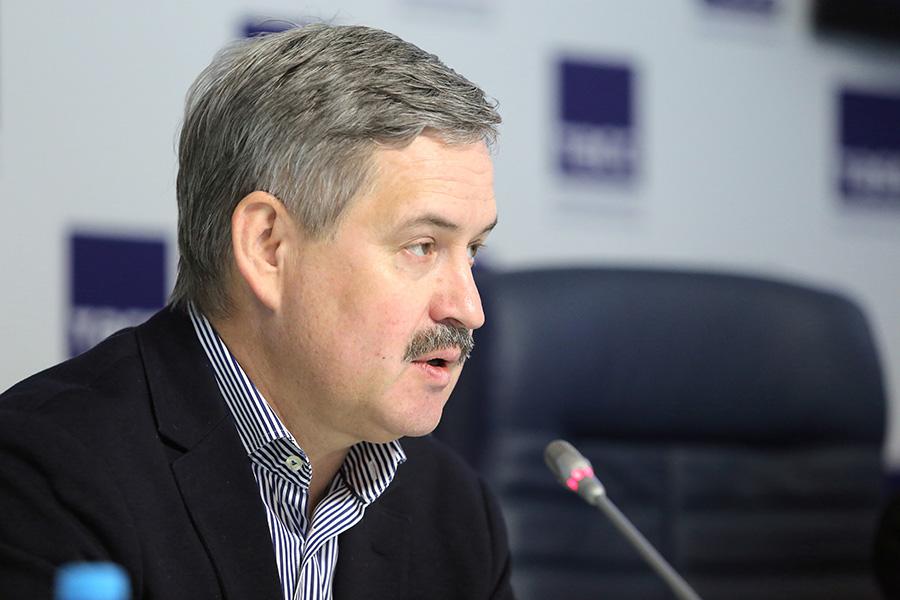 Дмитрий Верховод, директор ассоциации «Национальная платформа промышленной автоматизации»