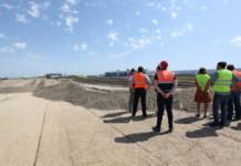 реконструкция аэродромного комплекса Толмачёво