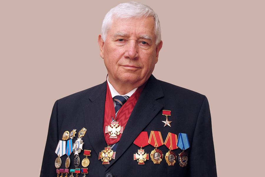 Председатель ЗАО племзавод «Ирмень» Юрий Бугаков