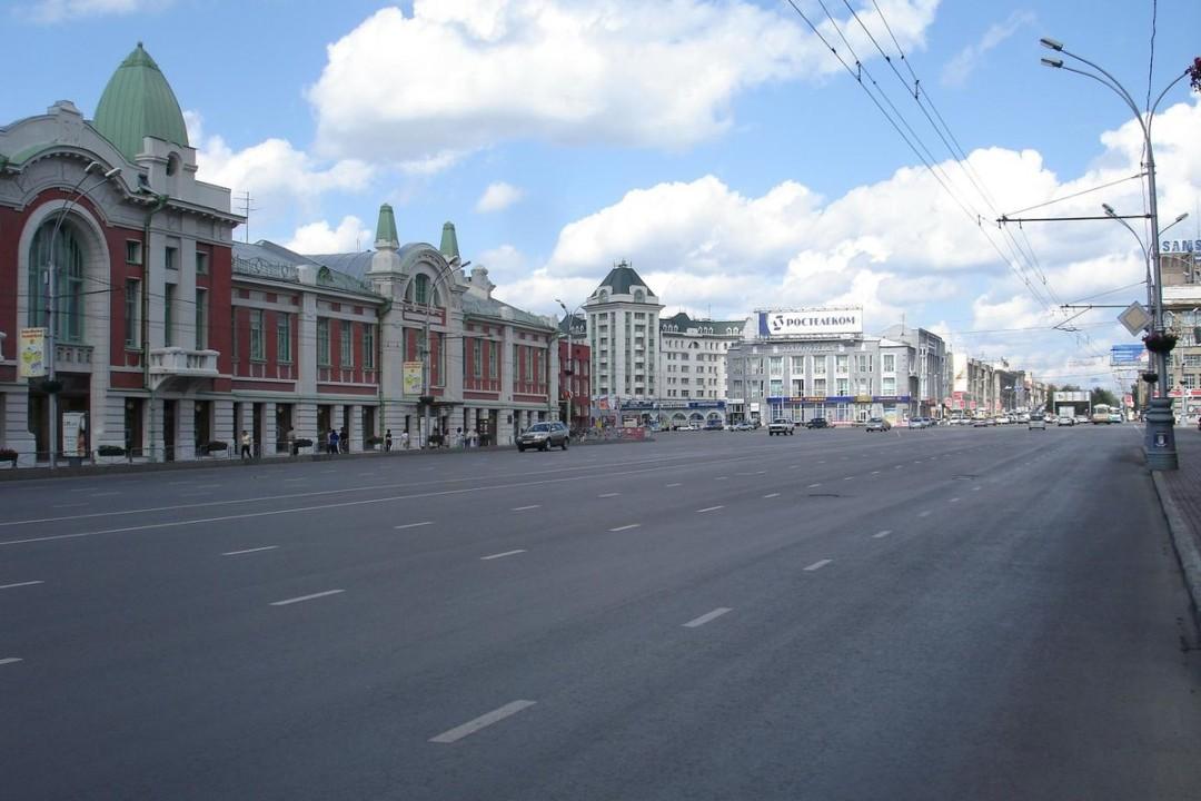 Новое средство от пыли протестируют на улицах Новосибирска