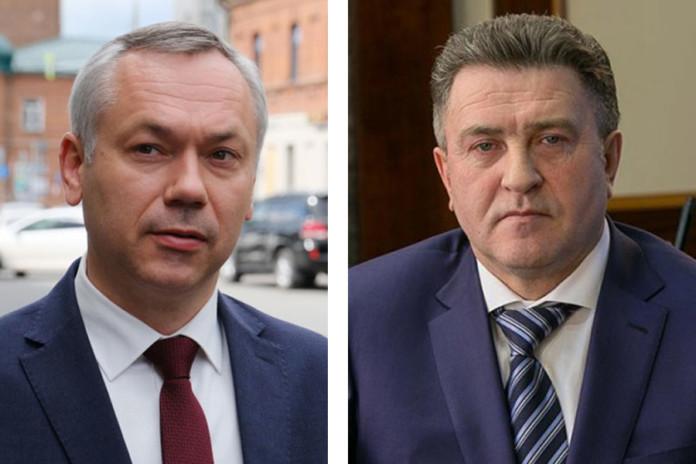 Андрей Травников и Андрей Шимкив
