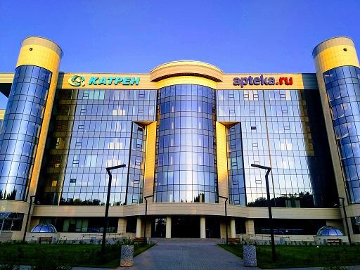 Миниатюра для: «Катрен» планирует завершить выкуп акций у ЕБРР в 2020 году
