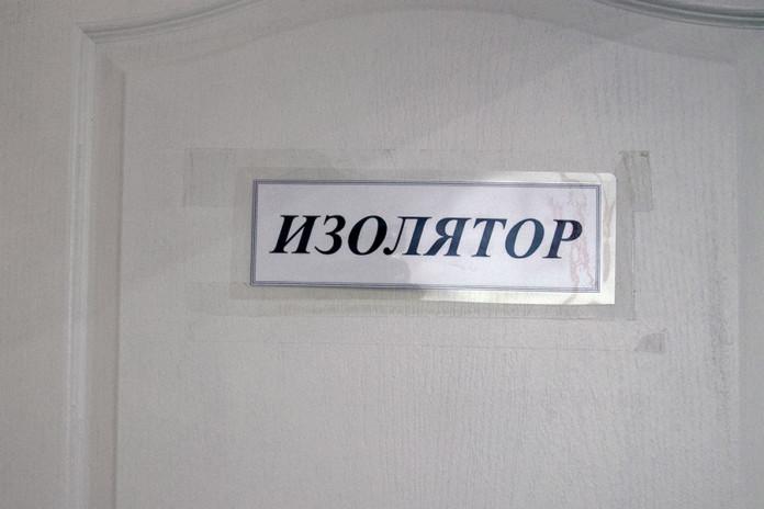 Миниатюра для: 98 инфицированных COVID-19 за последние сутки выявили в Новосибирской области