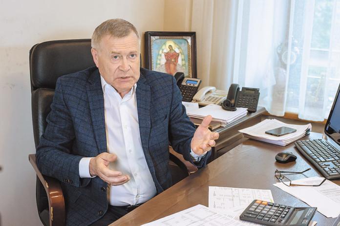 Генеральный директор «НПК», председатель общественного совета при региональном министерстве сельского хозяйства Александр Тепляков