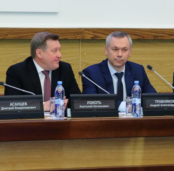 Миниатюра для: Андрей Травников предложил мэру Новосибирска открыть городские пляжи