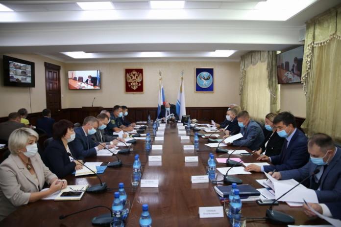 Глава Республики Алтай назвал условия открытия туркомплексов региона