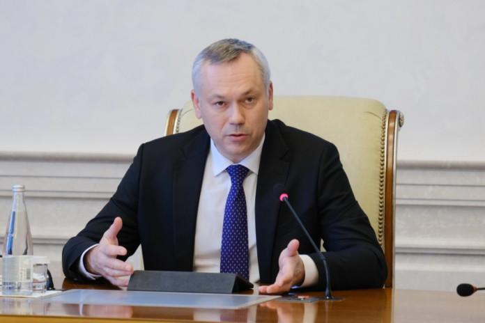Миниатюра для: Андрей Травников заверил, что Новосибирская область будет полностью готова к проведению голосования по поправкам в конституцию 1 июля