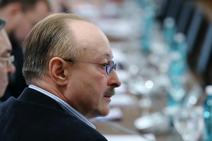 Олег Сметанин
