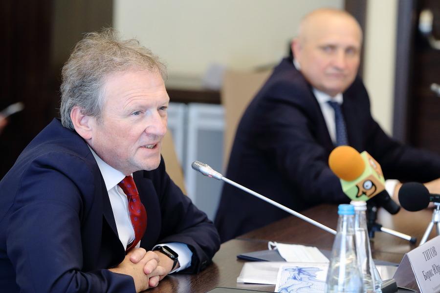 Борис Титов: «Активнее всего новосибирских коммерсантов проверяет МЧС»