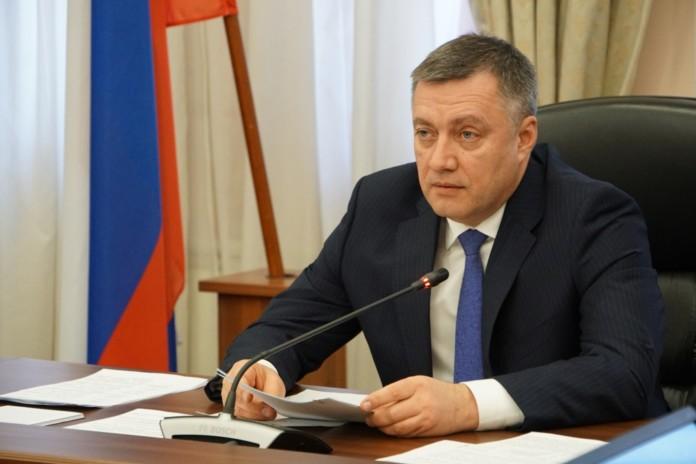 Миниатюра для: Сибирский губернатор попал в ТОП-20 рейтинга «Медиалогии»