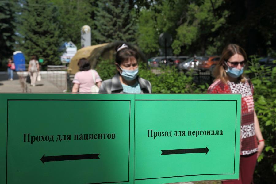«Нам пришлось перестраивать всю систему оказания медпомощи»: в минздраве Новосибирской области ответили на самые острые вопросы о коронавирусе - Фото