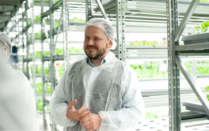 Миниатюра для: Компания iFarm привлекла 40 млн рублей на строительство второй и третьей очередей вертикальной фермы в Москве