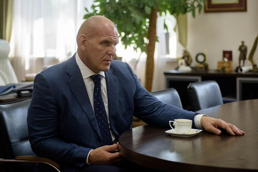 Александр Карелин: «Мы учимся выбирать» - Картинка