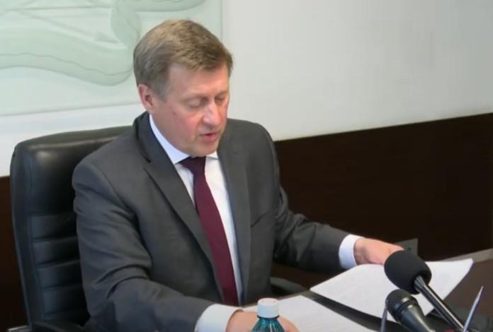 Миниатюра для: Анатолий Локоть прокомментировал ситуацию с получением разрешений на строительство объектов на приаэродромных территориях
