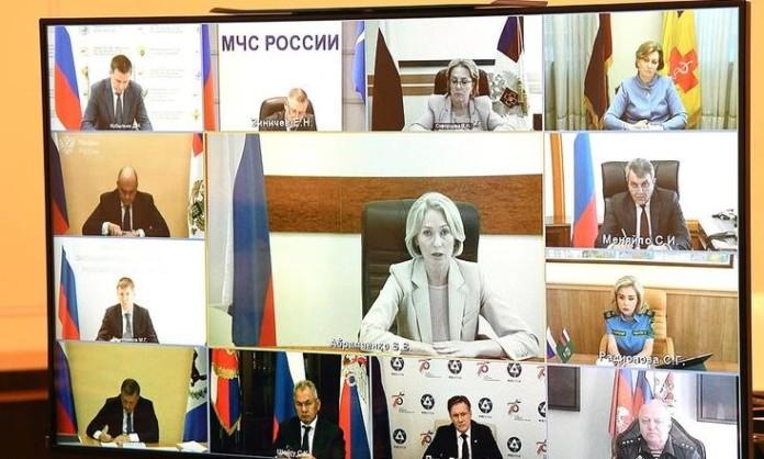 Миниатюра для: Сергей Меняйло принял участие в совещании об экологической ситуации в Иркутской области