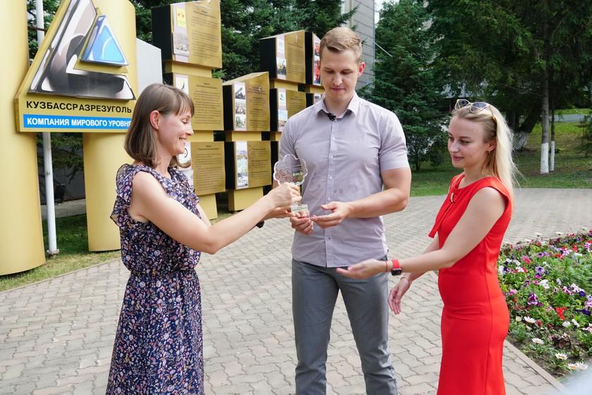 Компания «Кузбассразрезуголь» стала победителем экологической акции «Бумажный бум»