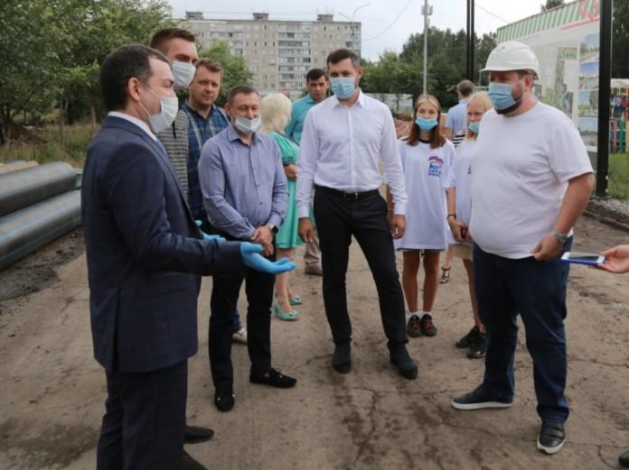Миниатюра для: Первый этап благоустройства Затулинского дисперсного парка в Новосибирске будет завершен осенью этого года