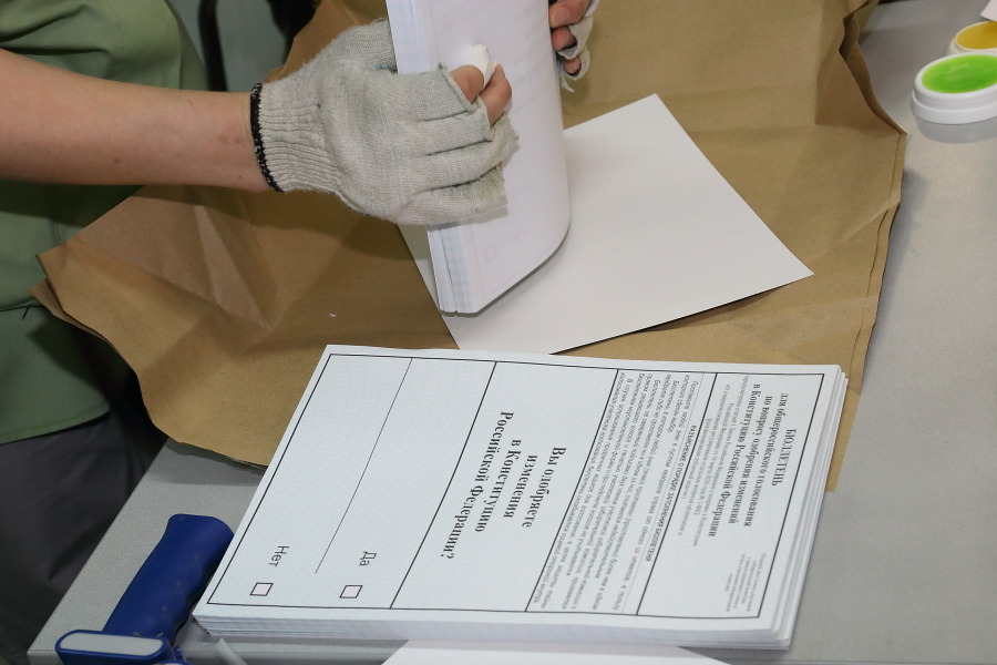 Как интерпретировать результаты конституционного голосования в Новосибирске?