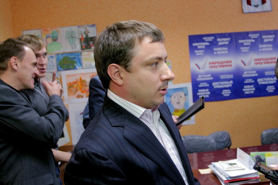Однофамильцы накаляют предвыборное поле в Новосибирской области - Изображение
