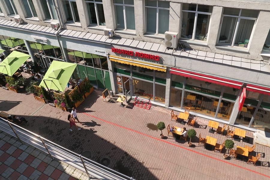 Закроют ли рестораны в Новосибирске из-за пандемии? - Фотография