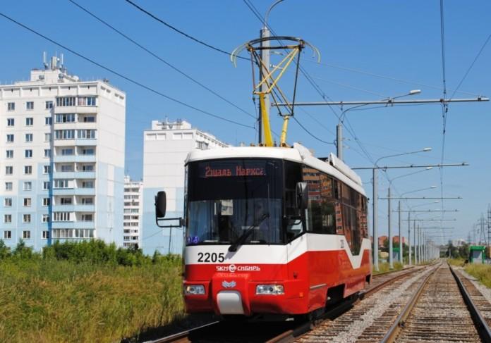 Миниатюра для: Андрей Травников: Новосибирск получит сто миллионов рублей на развитие общественного транспорта