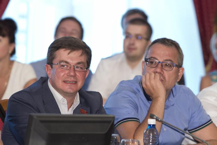 Миниатюра для: Однофамильцы накаляют предвыборное поле в Новосибирской области