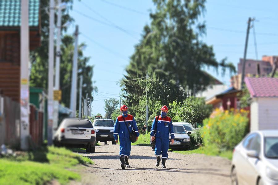 В период пандемии борьба с незаконным потреблением электроэнергии – на особом контроле АО «РЭС» - Фотография