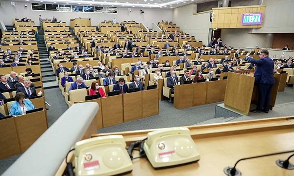 Миниатюра для: Новосибирские единороссы собирают предложения жителей о дополнениях в Трудовой кодекс РФ