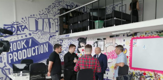 Бизнес-омбудсмен Новосибирской области Николай Мамулат встретился с представителями сибирского IT-рынка