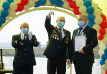 Горняки «Кузбассразрезугля» получили автомобили к Дню шахтёра
