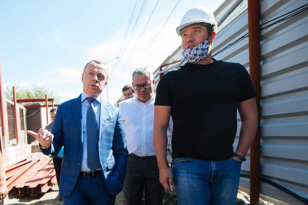 """Новосибирская ГК """"Стрижи"""" сдаст поликлинику на 300 мест на год раньше - Изображение"""