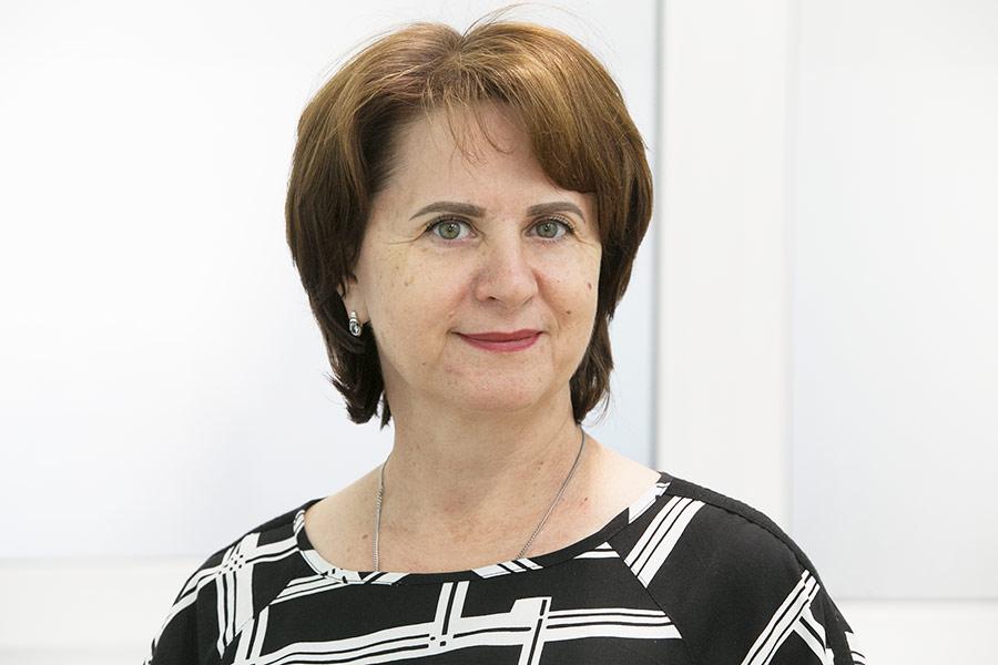 Ирина Серебрякова