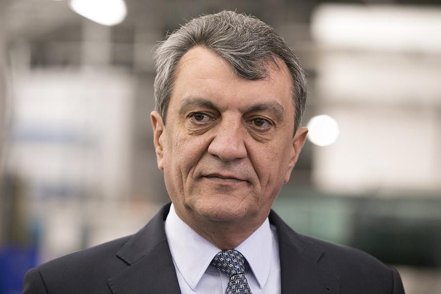 Полпред президента в СФО Сергей Меняйло