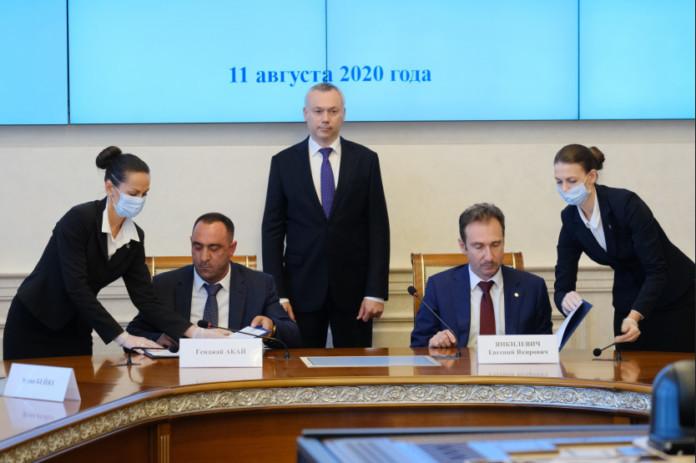 К возведению нового терминала аэропорта «Толмачёво» привлекут новосибирских строителей