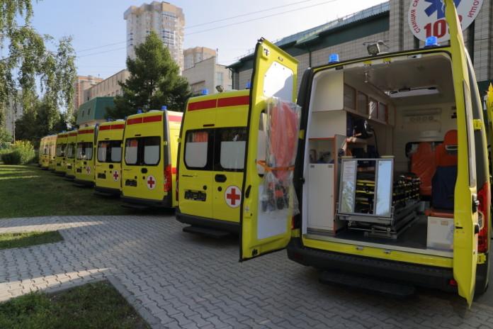Миниатюра для: За сутки в Новосибирской области выздоровели от COVID-19 217 человек