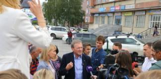 Бизнес-омбудсмен Борис Титов пообещал «атаковать» сносящие киоски власти Новосибирска