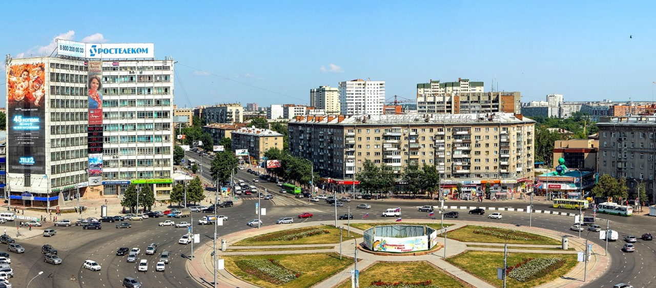 Новосибирцы определились с местом для стелы «Город трудовой доблести»