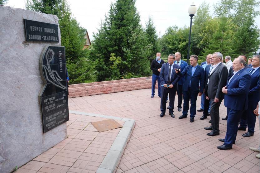 Андрей Травников поручил подготовить программу празднования трёхсотлетия города Куйбышева