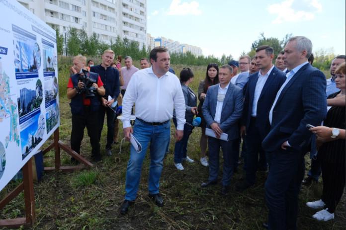 Андрей Травников: «Работы по строительству семи поликлиник в Новосибирске начнутся в 2020 году»