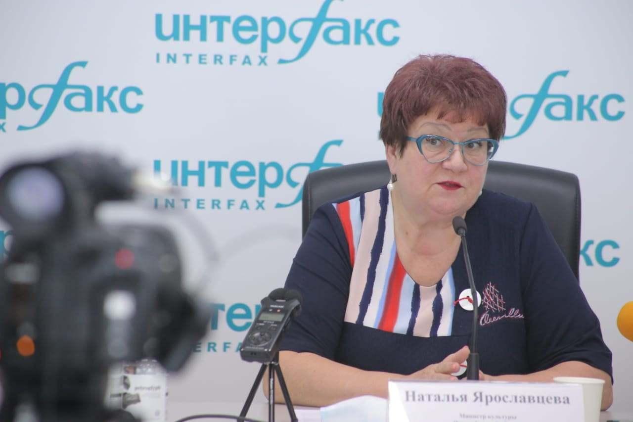 Наталья Ярославцева: «Нам нужно за 3-4 года все успеть, чтобы поступательное движение в культуре Новосибирской области стало неизбежным» - Фото