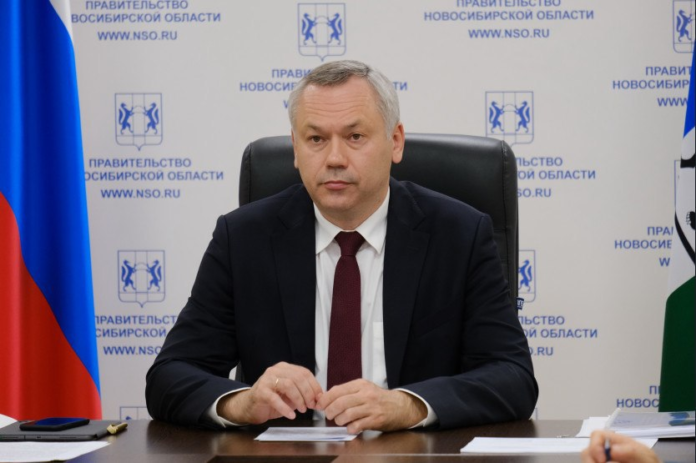 Миниатюра для: Андрей Травников: Центр волейбола для мировых соревнований в Новосибирске будет готов в сентябре