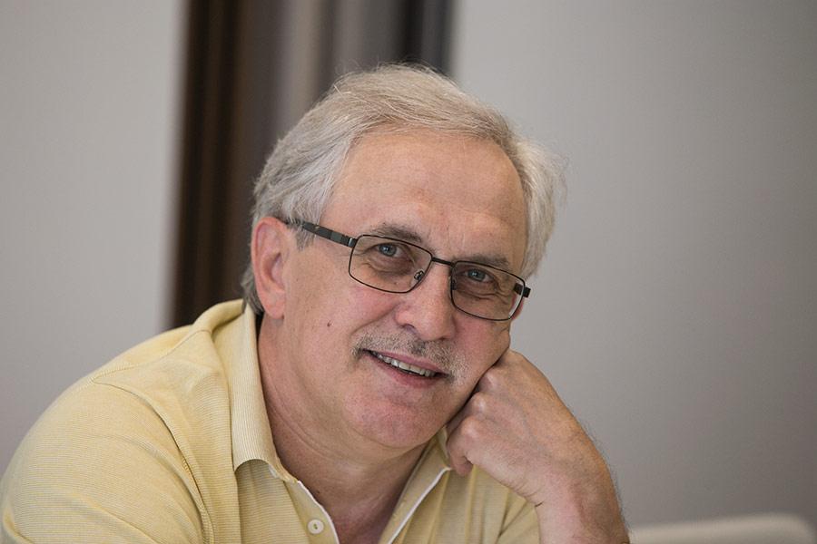 Олег Торопкин