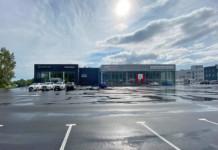 В Новосибирске открылись полнофункциональные дилерские центры Toyota и Lexus ГК«Восток Моторс»