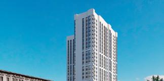 25-этажный дом «Расцветай на Обской»