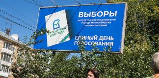 выборы в Новосибирской области 2020