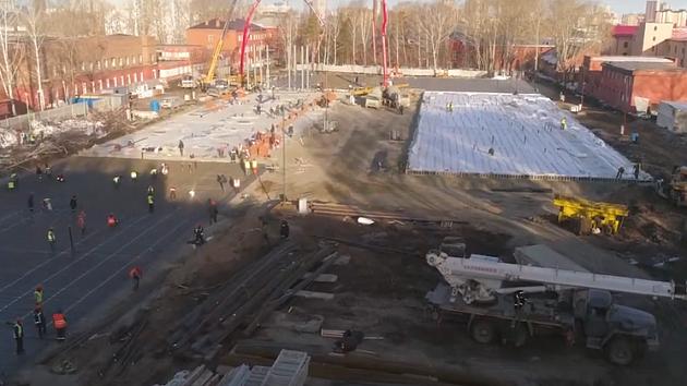Миниатюра для: Список новосибирских участников нацпроекта повышения производительности труда пополнился двумя заводами